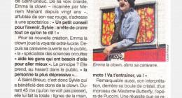 Ouest-France, 27 juin 2011
