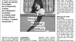 Le Télégramme, 28 juin 2011