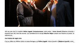 1 - La Gazette du Centre Morbihan, 15 novembre 2019